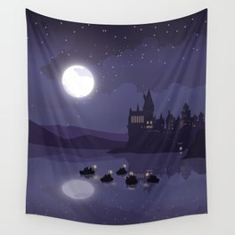 1st Year Arrivals Wall Tapestry
