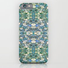 Seashells Ornament Pattern Slim Case iPhone 6s