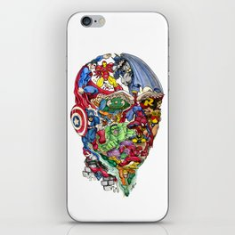 Heroic Mind iPhone Skin