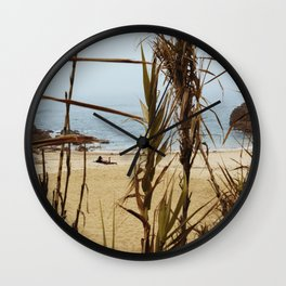 The Lure of a Tan Wall Clock