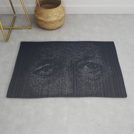 Leviathan: Jonah in the Belly of the Fish Rug