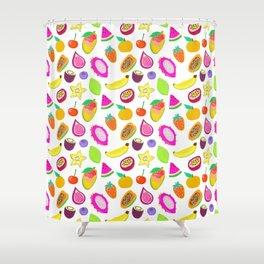 Fruit Punch Shower Curtain