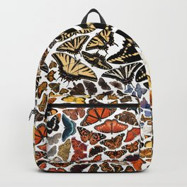 Butterflies of North America Pattern Backpack