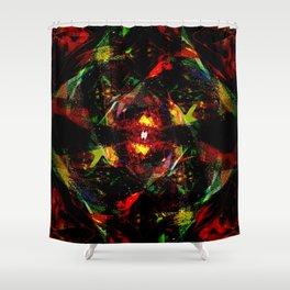 Hub Shower Curtain