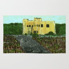 Sand Castle Winery Rug