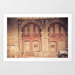 Renovate Art Print