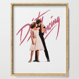 Dirty Dancing - Patrick Swayze Serving Tray