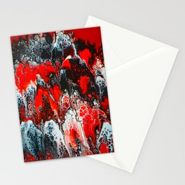 """Molten Embers"" Stationery Cards"