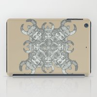 demon iPad Cases featuring Demon by Sandeep Barot