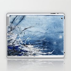 In Stormy Waters Laptop & iPad Skin