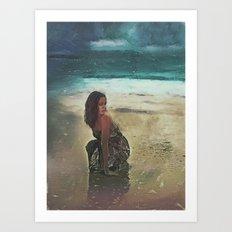 Westcoast Art Print