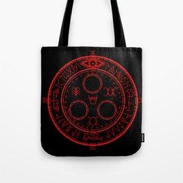 Halo of the Sun Tote Bag