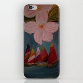 Barcos a Vela iPhone Skin