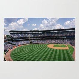 Atlanta Stadium Rug