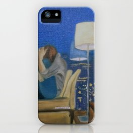 you lied to me again iPhone Case