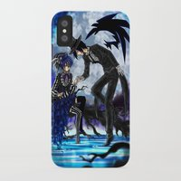 kuroshitsuji iPhone & iPod Cases featuring Illusion by Surfinpika