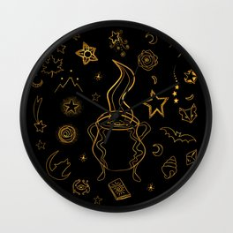 A Court of Thorns and Roses Wall Clock
