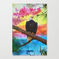 Ready To Nest Canvas Print