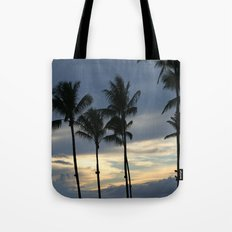 Maui: Sunset Tote Bag