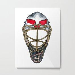 Anderson - Mask Metal Print