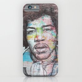 Jimi Hendrix - Can You See Me iPhone Case