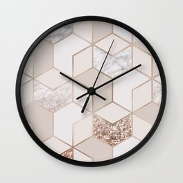 It's a beautiful day Wall Clock