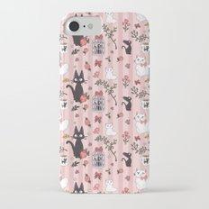 Jiji Cat Pattern Slim Case iPhone 7