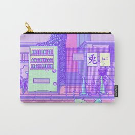 Pastel Tokyo Cats Carry-All Pouch