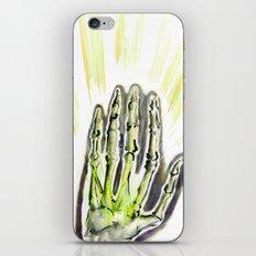 A strange glow iPhone & iPod Skin
