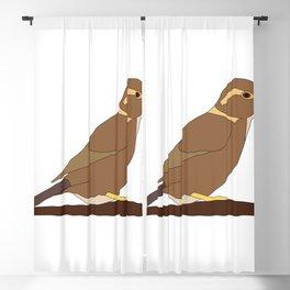 Sparrow Blackout Curtain