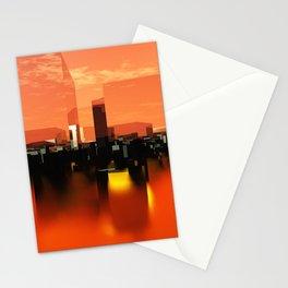 Q-City Zero Stationery Cards
