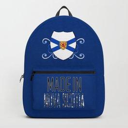 Made In Nova Scotia Backpack