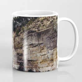 Pictured Rocks II Coffee Mug