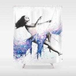 An Afternoon Dream Shower Curtain