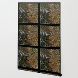 Flower to infinity mandala Wallpaper
