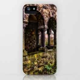 Abandoned Monastery iPhone Case