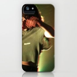 Alice Glass iPhone Case