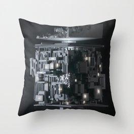 Complex Throw Pillow