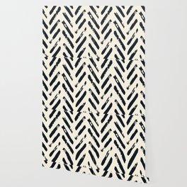 Retro Chevron Pattern 02 Wallpaper