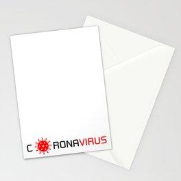 Logo Virus 2020 Stationery Cards