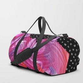 Rad Fashion Duffle Bag