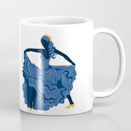 Flamenco Dancer 1 Coffee Mug