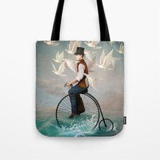Ocean Ride Tote Bag