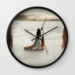 Claymore Wall Clock