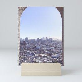 Window to The World Mini Art Print