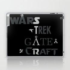 Geek All Stars Laptop & iPad Skin