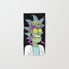 Monster Rick Hand & Bath Towel