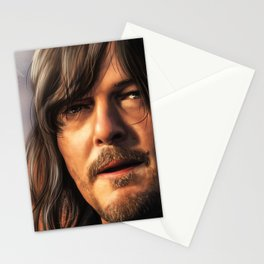 Norman Reedus. Daryl Dixon Stationery Cards