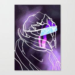 Galaxy Series: Vetra Nyx Canvas Print