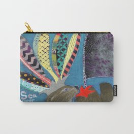 Let the Sea Stir Your Imagination Carry-All Pouch